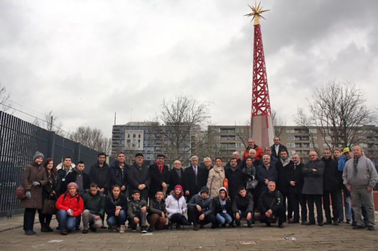 Uitnodiging Lezing 50 jaar Turken in Rotterdam