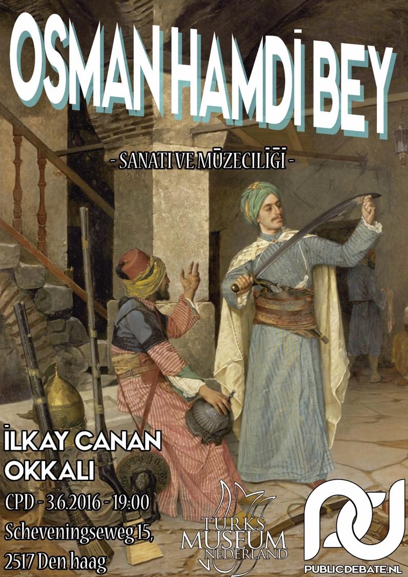 Osman Hamdi Bey Sanati ve Muzeciligi konferans